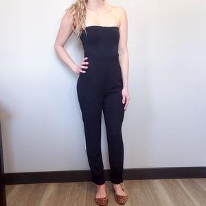 Aritzia Talula Harem Pocketed Dress Pants Black
